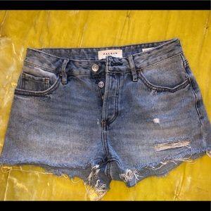 Pacsun mid rise shorts
